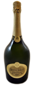 Laurent Perrier Grand siècle 1990