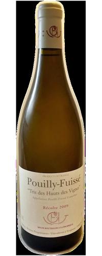 Pouilly-Fuisse Tris des Hauts des Vignes Domaine Guffens-Heynen 2009