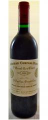 Saint-Emilion Château Cheval Blanc 1990