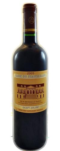 Saint-Julien La Croix de Beaucaillou 2005