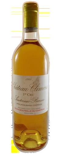 Château Climens 1988