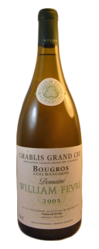 Chablis Grand Cru Bougrots