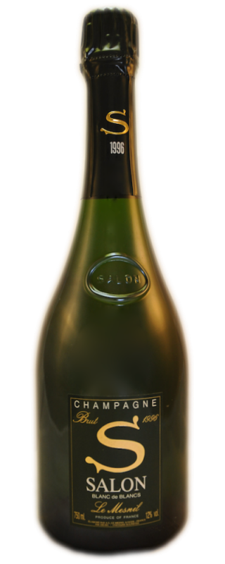 Salon cuv e s le mesnil blanc de blancs 1996 for 1996 salon champagne