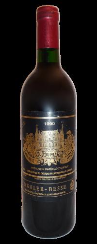 Château Palmer Margaux 3ème Cru Classé 1990