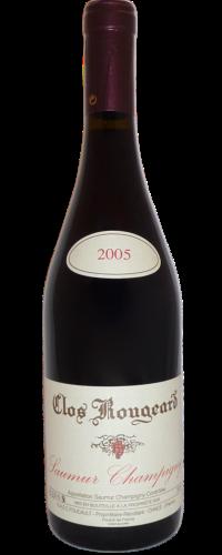 Saumur Champigny Clos Rougeard 2005