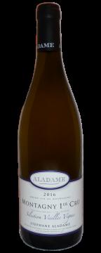 Montagny 1er Cru Sélection Vieilles Vignes Domaine Aladame 2016