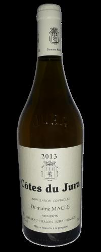 Côtes du Jura Domaine Macle 2013