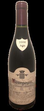 Bourgogne rouge Domaine Claude Dugat 2008